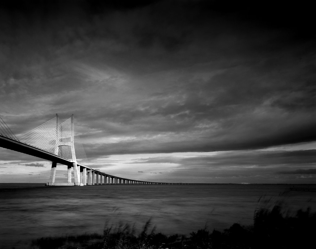 Vasco de Gamma Bridge, Lisbon