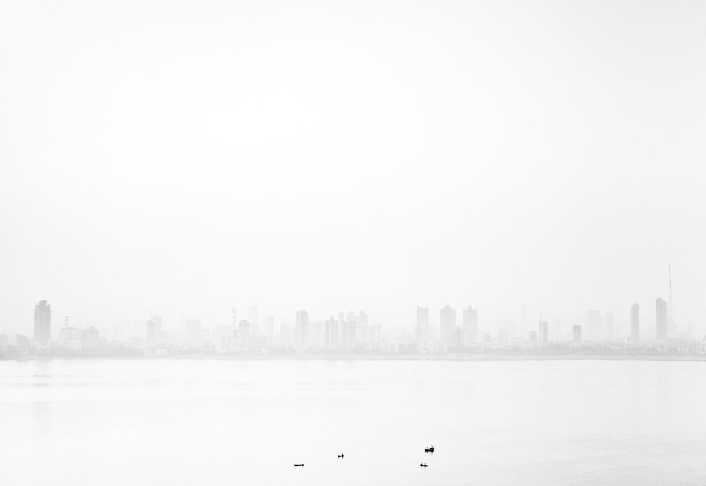 Mumbai from Bandra