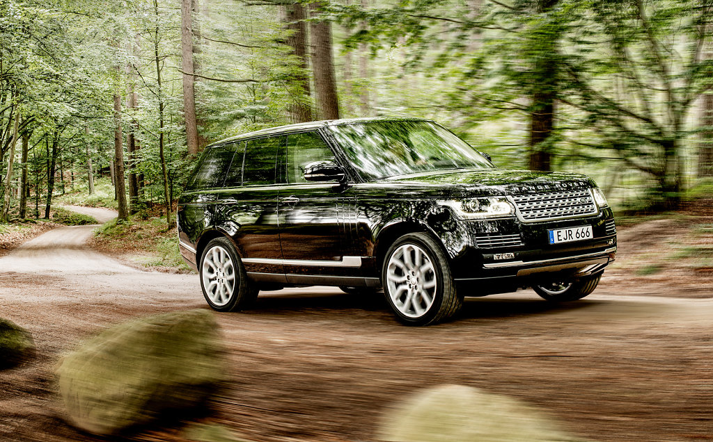 Range Rover for One Life